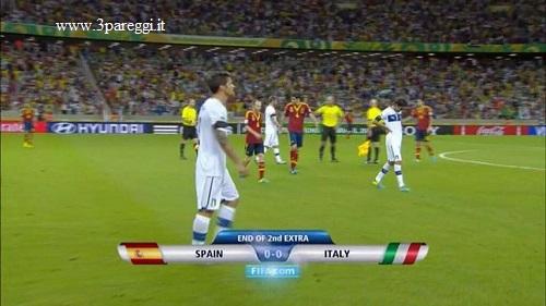0-0 spagna italia