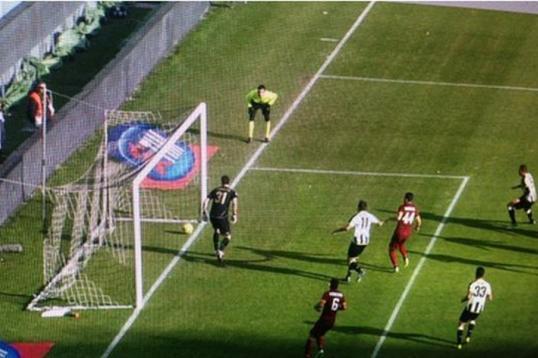 udinese roma gol non gol
