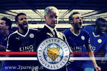 Il Leicester di Ranieri