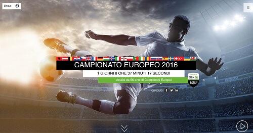 app campionati europei di calcio