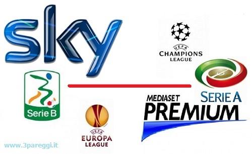 calcio meglio sky o mediaset premium