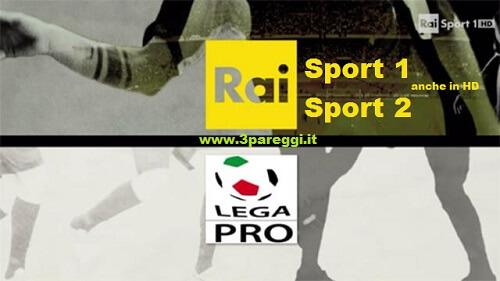 Lega PRO su Rai Sport